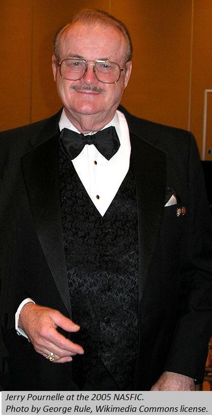 Jerry Pournelle, 2005 NASFIC
